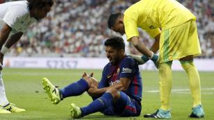 Luis Suárez se pierde la próxima fecha doble de las Clasificatorias