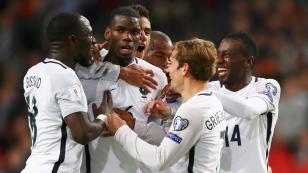 Francia definió a los 5 rivales que enfrentará previo a Rusia 2018