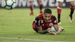 Flamengo suspendió contrato de Paolo Guerrero hasta que pueda jugar