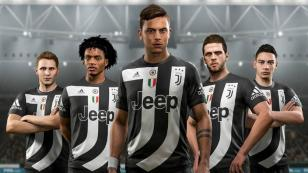 Adidas presentó el nuevo uniforme de la Juventus y sólo se podrá usar en un videojuego