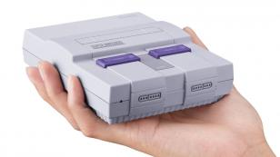 Super Nintendo Mini Anunciado oficialmente