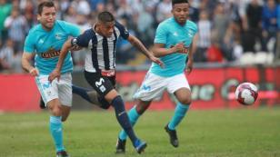 Alianza Lima igualó 2 a 2 con Sporting Cristal por la tercera jornada del Torneo Clausura