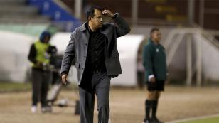 Juan Reynoso no es más entrenador de Melgar