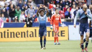 (Video) Yordy Reyna marcó su sexto gol en la MLS con el Vancouver Whitecaps