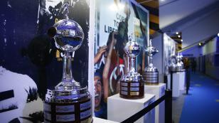Esta noche se realizará el sorteo de la Copa Libertadores