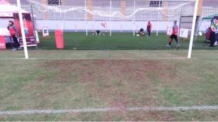 Preocupación por el Estadio Nacional: ¿se juega o se cuida la cancha?