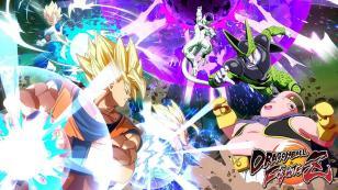 Las espectaculares batallas de DRAGON BALL regresan con DRAGON BALL FighterZ
