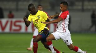 Derrota para analizar: Perú cayó 2-0 ante Ecuador en el Estadio Nacional de Lima (VIDEO)