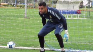 Jorge Sampaoli empezó la 'Operación Perú' con sus 3 porteros en Buenos Aires