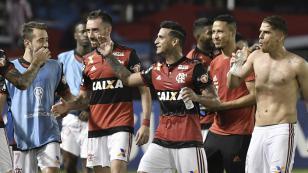 Con Miguel Trauco, Flamengo clasificó a la final de la Copa Sudamericana