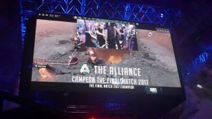 Alliance se corona campeón de The Final Match 2017