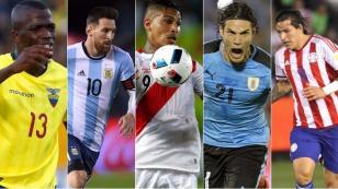 (VIDEO) Clasificatorias: las selecciones que llegan con posibilidades de pelear por un cupo para el Mundial