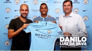 Oficial: Danilo deja el Real Madrid para jugar por el Manchester City