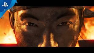 Ghost of Tsushima revelado en Paris Games Week