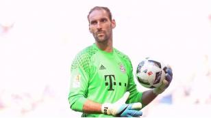 Bayern Munich inscribió a portero retirado para jugar la Champions League