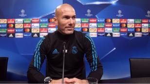 ¿Zinedine Zidane dirigiendo al Barcelona? La respuesta del entrenador del Real Madrid