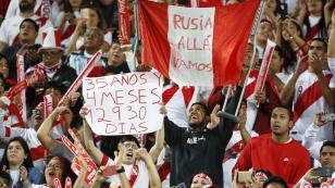 Rusia 2018: Perú figura entre los países que más entradas solicitaron para el Mundial
