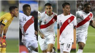 (VOTA) Perú en Rusia 2018: ¡Elige tus 23 convocados para el Mundial!