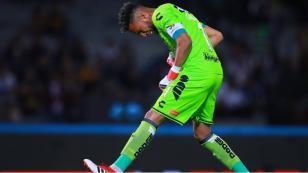 Pedro Gallese confirmó el tiempo de para que estará en Tiburones Rojos de Veracruz