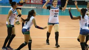 Liga Nacional Superior de Vóley Femenino: los resultados de la segunda fecha del octagonal final