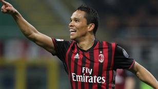 """Carlos Bacca: """"Jugué en el peor Milan de la historia"""""""