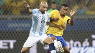 Javier Mascherano declara sobre su futuro en Argentina