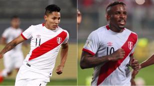 Jefferson Farfán o Raúl Ruidíaz, ¿quién debe reemplazar a Paolo Guerrero?