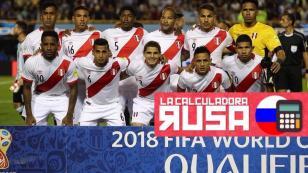 Clasificatorias Rusia 2018: ¿Perú llega al Mundial? Juega tus resultados en la 'Calculadora Rusa'