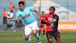 Triunfo de Melgar por 2-1 ante Sporting Cristal alarga racha de derrotas del equipo celeste