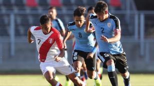 Perú vs. Uruguay EN VIVO ONLINE y EN DIRECTO juegan HOY en Movistar Deportes por el Sudamericano Sub 20 de Chile 2019
