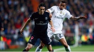 Edinson Cavani y la historia del día que pudo firmar por Real Madrid