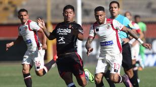 Universitario derrotó 2-1 a Melgar en el Monumental
