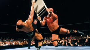 The Rock vs. Stone Cold