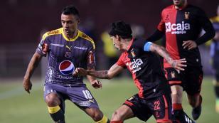 Melgar volvió a perder con el DIM en la Libertadores