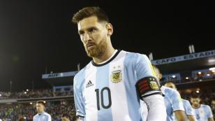 El once titular de Argentina para enfrentar a Perú