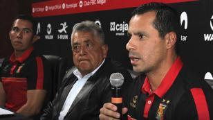 """Enrique Meza: """"Estamos tratando de plasmar la ideología del Barcelona en Melgar"""""""