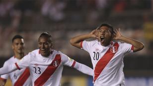 Perú jugará ante Argentina con su uniforme tradicional