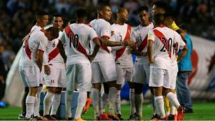 Perú jugará amistoso con Alemania después del Mundial Rusia 2018