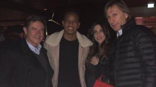 Selección Peruana: Ricardo Gareca se reunió con André Carrillo en Inglaterra