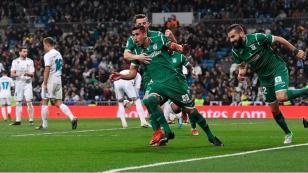 Bochornoso: Real Madrid perdió ante Leganés y fue eliminado de la Copa del Rey