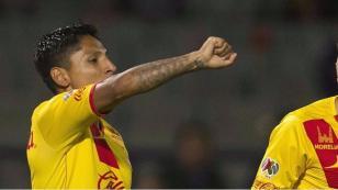 (VIDEO) ¡Raúl Ruidíaz anotó golazo con Monarcas Morelia ante Pumas!