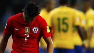 El XI ideal de los futbolistas que se perderán Rusia 2018