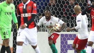 (VIDEO) Jefferson Farfán ingresó y Lokomotiv le dio la vuelta: triunfo ruso ante Niza por Europa League