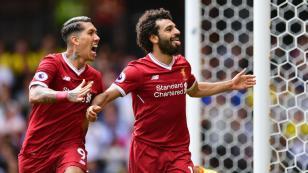 Los impresionantes números de la delantera de Liverpool