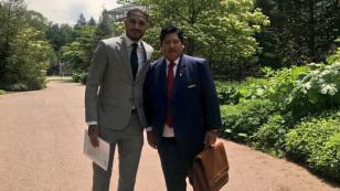Paolo Guerrero: finalizó la reunión con la FIFA
