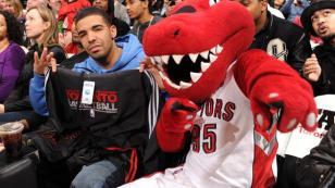 Drake y los Toronto Raptors