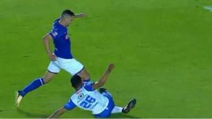 (VIDEO) Anderson Santamaría debutó en México: mira sus mejores jugadas en el triunfo de Puebla sobre Cruz Azul
