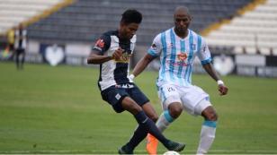 Alianza Atlético derrotó por la mínima a Alianza Lima
