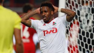 Buen partido de Farfán con el Lokomotiv en la Supercopa de Rusia
