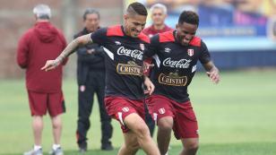 Selección Peruana: Novedades en la última práctica de Perú previo al viaje a Buenos Aires